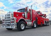 Towing Kenworth