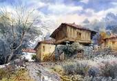 vieilles maisons