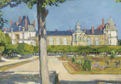 A. Jamieson : Fontainebleau