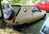 RENAULT 5 LE CAR VAN HEULIEZ 1979/1983