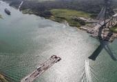 Pont sur le canal de panama