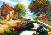 Jolie peinture