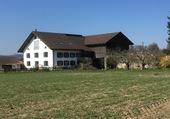 Ferme à Oron-la-Ville/VD/Suisse
