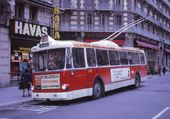 trolley bus grenoble