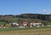 Paysage vaudois/Oron-la-Ville/Suisse