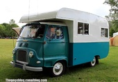 RENAULT ESTAFETTE CAMPING CAR 1966