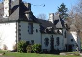 Puzzle Manoir de Veygoux en Auvergne