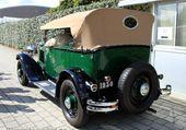 CITROEN C6 F TORPEDO 1930
