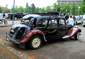 CITROEN TRACTION 11 FAMILIALE
