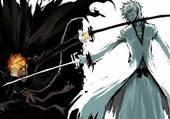 Ichigo VS Wihte Ichigo