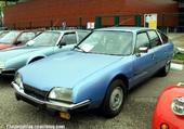 CITROEN CX 2400 GTI 1977