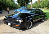 BUICK GNX COUPE 1987