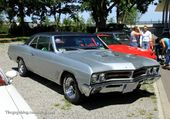 BUICK GS 400 COUPE 1967