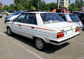 RENAULT 9 TURBO PHASE 1  1981/1986
