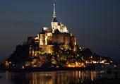 Puzzle mont St.Michel(50)
