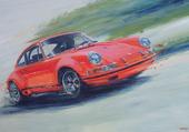 Puzzle Porsche 911