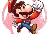 Mario (Super Smash Bros) par J.Marme