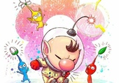 Olimar (Super Smash Bros) par J.Marme