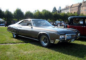 BUICK RIVIERA COUPE SPORT 1972