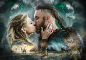 Puzzle Ragnar & Lagertha