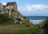 Puzzle les plus hautes falaises de Bretagne