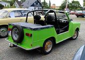 trabant 601s kubel
