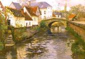 village en Belgique