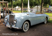 BENTLEY MKVI carrossée par GRABER 1949