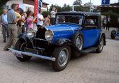 BUGATTI T49 FAUX CABRIOLET GANGLOFF 1930