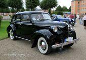 VOLVO P60 BERLINE 1946