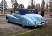 BENTLEY VI ABBOTT DROPHEAD COUPE 1946