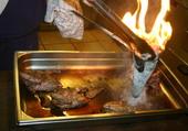 Palombes grillées au capucin
