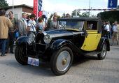 BUGATTI T40 CABRIOLET FIACRE 1928