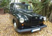 Puzzle Taxi LTI Fairway Driver 1997