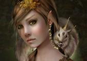 Reine Elfique
