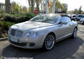 BENTLEY CONTINENTAL GTC SPEED SIX 2009