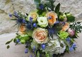 Puzzle Joli bouquet de fleurs