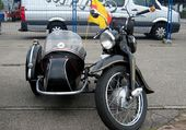 Puzzle NSU type MAX SIDE CAR 1955