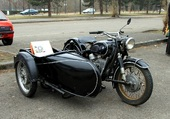 BMW SIDE CAR