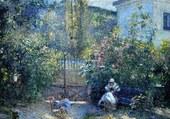 jardin de l'hermitage