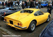 FERRARI DINO 246 GT COUPE 1969/1974