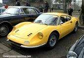 Puzzle FERRARI DINO 246 GT COUPE 1969/1974
