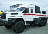 Puzzle camion russe