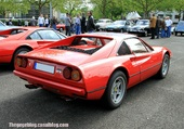 Puzzle FERRARI 308 GTS