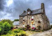 Puzzle Maison en granit