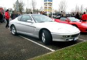 Puzzle FERRARI 456 GT de 1994
