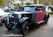 BALLOT 2L CABRIOLET FIGONI de 1927