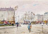 Puzzle boulevard parisien