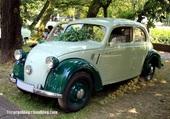MERCEDES 170H (w28) de 1936