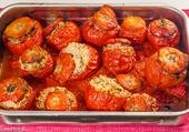 Puzzle tomates farcies